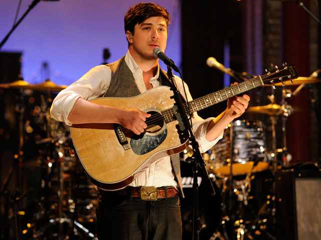 Watch Mumford & Sons Live on Letterman – CBS Tampa