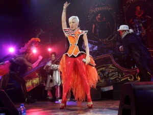 Pink in Concert (credit: Getty Images)