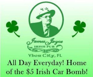 Credit: www.facebook.com/pages/The-James-Joyce-Irish-Pub/
