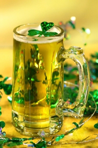 St. Patrick's Day- Green Beer