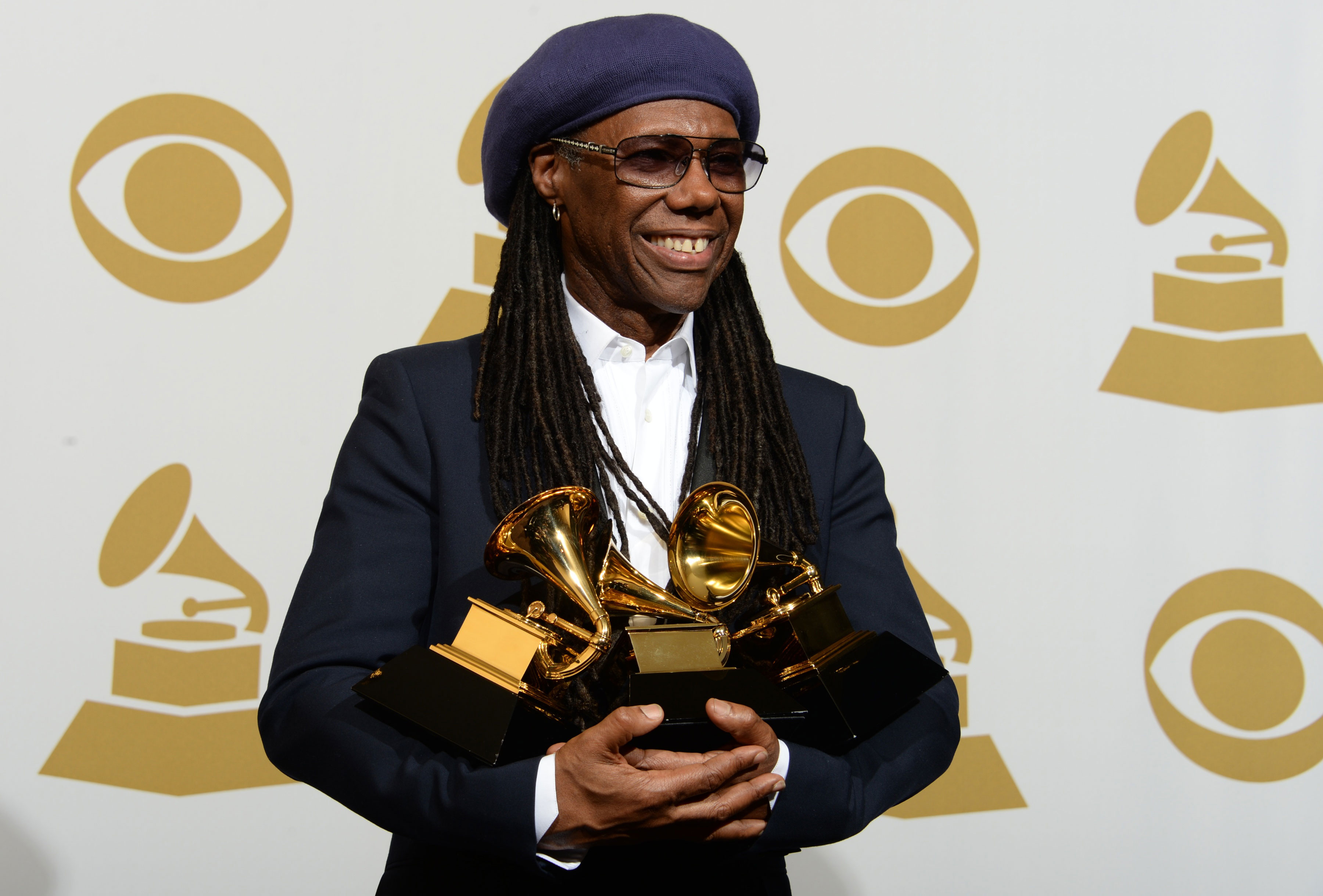 Daft Punk collaborator Nile Rodgers grammys