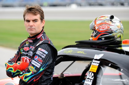File photo of Jeff Gordon. (Photo by Jason Smith/Getty Images)