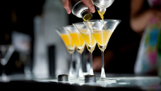 Cocktails (Photo Credit: Thinkstock)