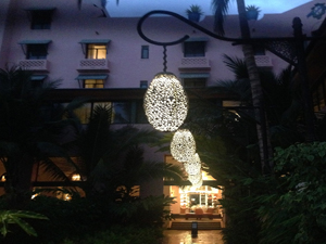 Royal Hawaiian Hotel (credit: Randy Yagi)