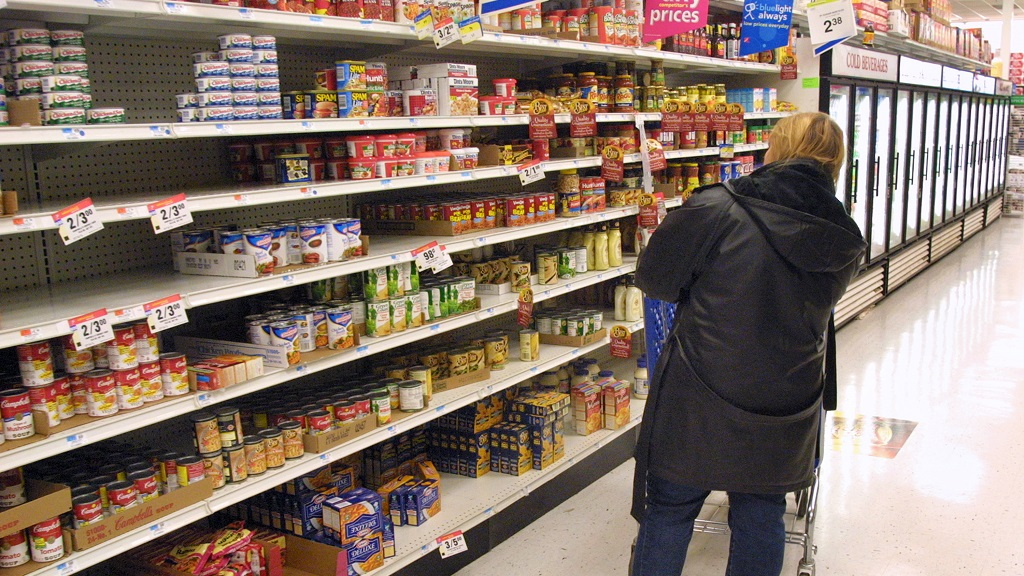 Study: Majority Of Americans Now Fearful Of Shopping Inside Grocery Stores