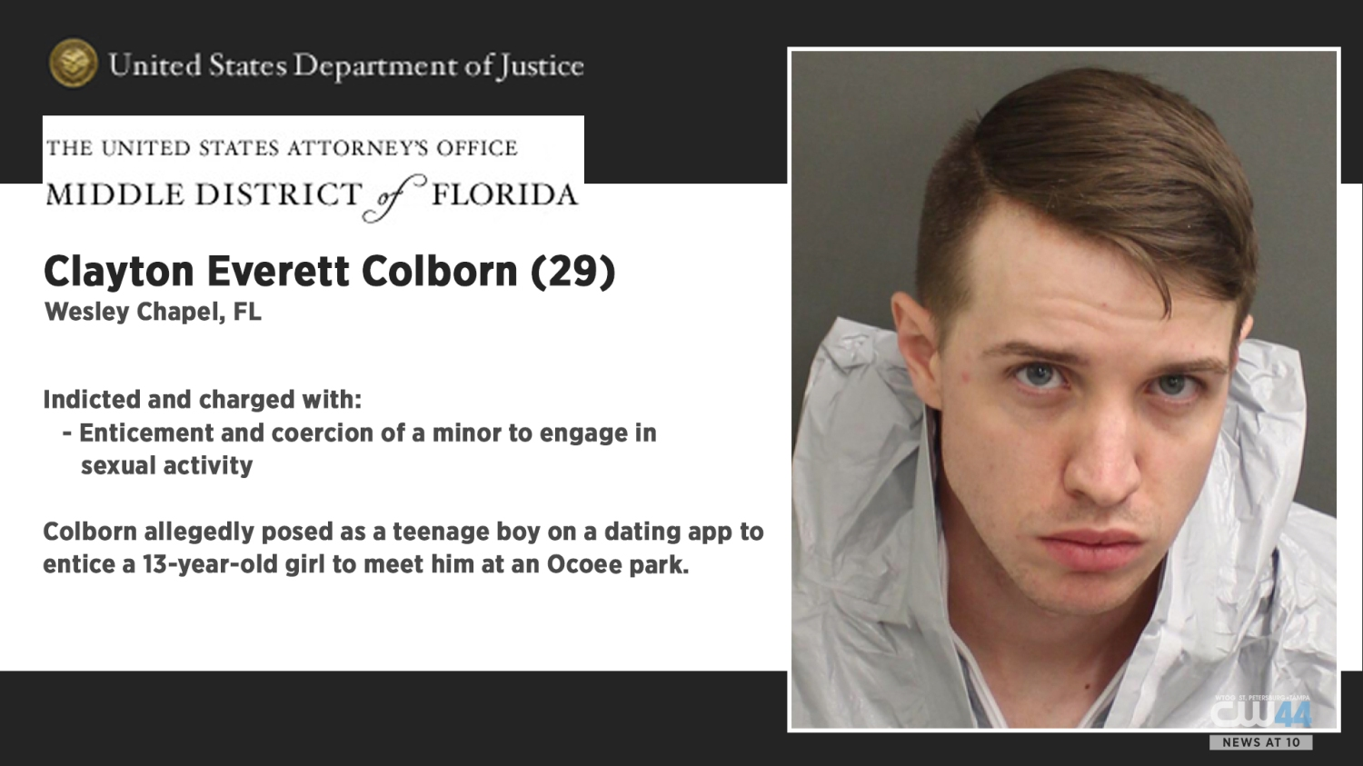 Florida Man May Lose Corvette, Electronics For Enticing Minor Into Sexual Activity