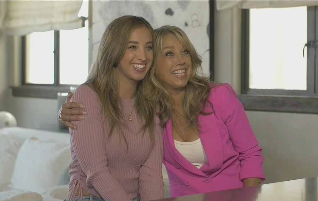 Like Mother, Like Daughter: Katie Austin Joins Forces With Mom, DVD Fitness Queen Denise Austin